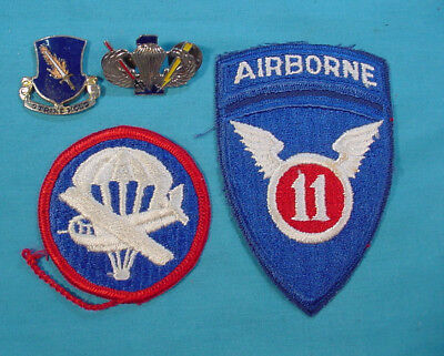 Us Army Airborne Insignia Group