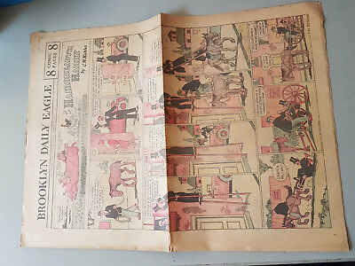 BROOKLYN DAILY EAGLE COMIC SECTION - March 29th 1932