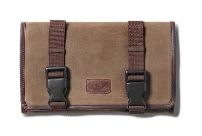 Roland Sands RSD GTFO Wax Cotton Tool Roll - Ranger