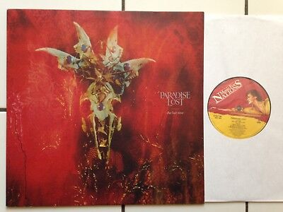 PARADISE LOST - last time MLP 1.Press 1995 ! My Dying Bride Napalm Death Carcass