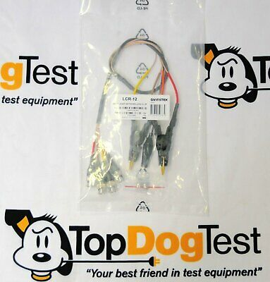 GW INSTEK LCR-12 STD Test lead for LCR-8000G series (Probe Master 2068)