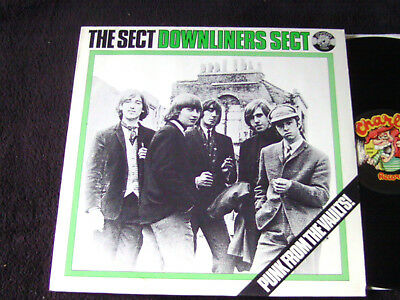 """The Downliners Sect """"The Sect"""" Great Album Garage-Punk"""