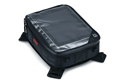 Kuryakyn XKursion XT Co-Pilot Motorcycle Tank Bag - Black