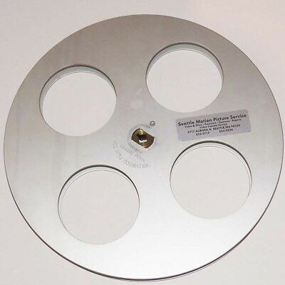 16mm Film Split Reel 29cm 1000' capacity made by Hollywood Film Co USA