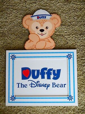 Awesome Disney Duffy Bear Park Double Sided Sign / Prop