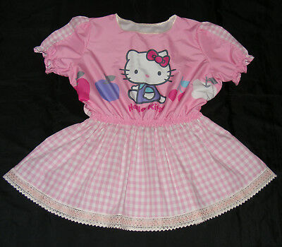 Hello Kitty Babydoll - adult baby Kleid  - sissy maid  XXL