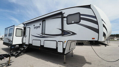 2019 Forest River Sabre 36BHQ Mid Bunk Rear Living 5th Wheel with 4 Slides