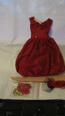 Tonner Tiny Kitty Lady Rouge Outfit