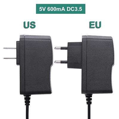 Universal AC 110-240V 50-60Hz to DC 4.2V 4.5A 450mA Power Adapter Supply Charger