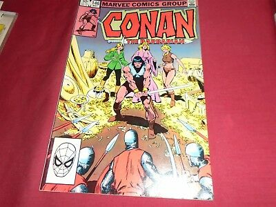 CONAN THE BARBARIAN #146 Marvel Comics VF/NM