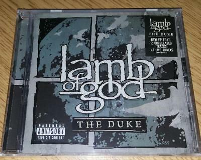 "LAMB OF GOD  ""The Duke""  PA/Explicit  NEW  (CD, 2016)"