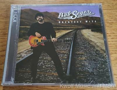 "BOB SEGER & THE SILVER BULLET BAND  ""Greatest Hits""   NEW  (CD, 1994/2013)"