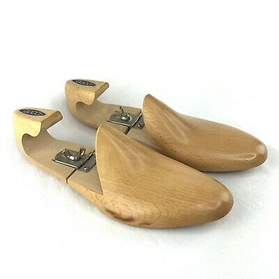 Gucci Mens 42 Shoe Tree Solid Wood Form HR