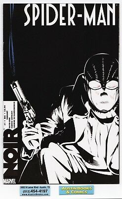 Spider-Man Noir #1 FIRST APPEARANCE Cover B 2009 SCARCE 1b