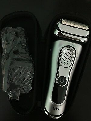 Braun Series 9 9290cc Men's Electric Shaver Wet and Dry BRAND NEW NO BOX- CHROME