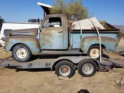 1950 Ford Other Pickups  1950 Ford F1 Pickup
