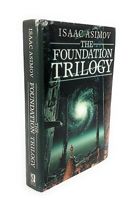 Isaac Asimov The Foundation Trilogy
