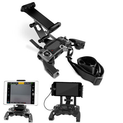 Metal Tablet Phone Holder Remote Control Bracket  For DJI Mavic 2 Pro Zoom Drone