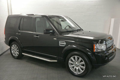 2013 Land Rover LR4 4WD 4dr HSE Land Rover LR4 HSE 4x4 Moonroof Heated Seats HK Sound Sat Step Boards