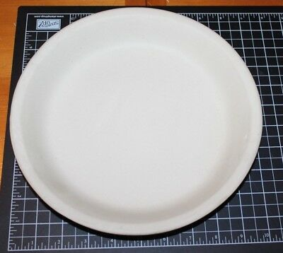 "Pampered Chef 9"" DEEP DISH PIE PLATE Stoneware Bakeware NEW No Box"