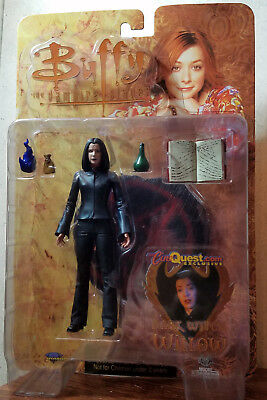 Buffy the Vampire Slayer Dark Witch Willow Action Figure CineQuest.com Exclusive