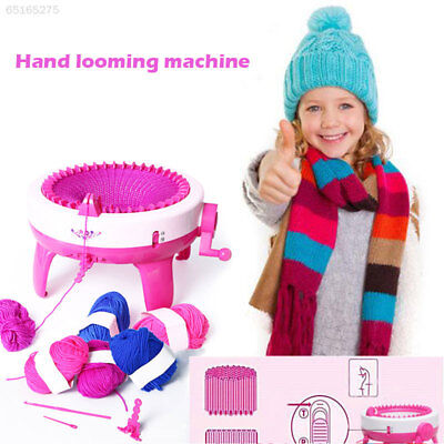 AE86 Weaving Loom Toy Plastic 40 Needle Parent-Child Interaction Weave Scarf