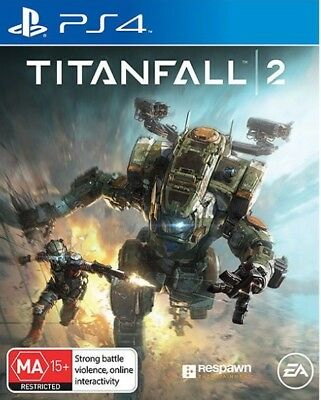 Titanfall 2 PS4 Playstation 4 Game Brand New In Stock From Brisbane