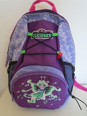 Scout Rucksack lila Top!!!