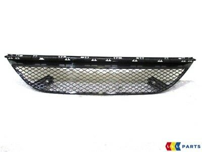 New Genuine Mercedes Benz Mb S Class W222 Front Bumper Center Lower Grill