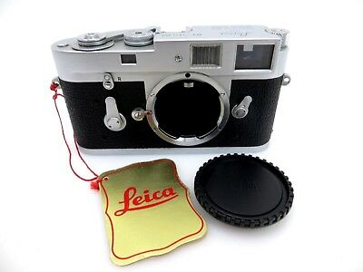 Leitz Leica M2 1011360 Viewfinder camera BODY jh036