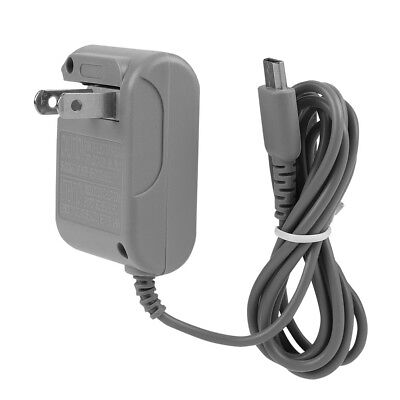 Home Wall US Plug Charger AC Power Adapter Cord for Nintendo DS Lite NDSL Noted