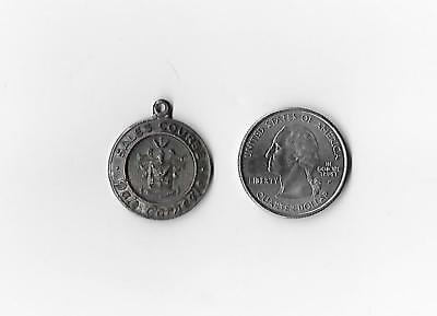 Vintage Collectible Pendant or Charm: Sales Course Dale Carnegie Contest Award