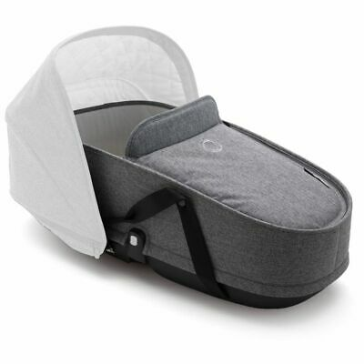 Bugaboo Bee 5 Classic Pushchair / Stroller Carrycot Tailored Fabric Set - Grey