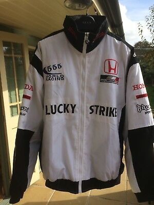 F1 Bar Honda Lucky Strike Jacket