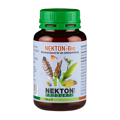 Nekton Bio 75 g  Vitamin compound for feather formation for all birds