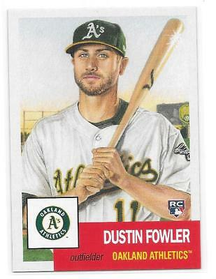 2018 Topps Living Set 65 Dustin Fowler (RC)