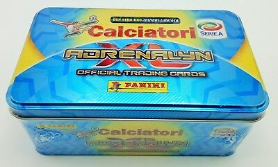 Panini Adrenalyn Xl Calciatori 2018 2019 18 19 Tin Box Serie Oro Trading Cards