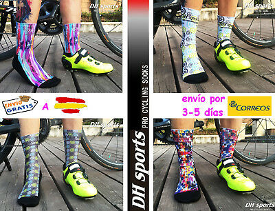 Calcetines ciclismo DHsports, socks cycling (mod.10)