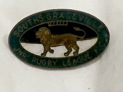 Vintage Rugby League Badges & Pins