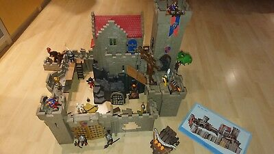 Playmobil Ritterburg 6000 plus Extras