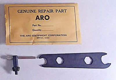 Original Aro Jacobs Key/chuck And Wrench