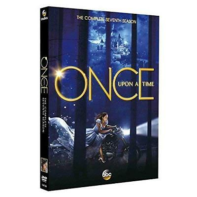 Once Upon a Time: The Complete Seventh Season 7 (Final) (DVD, 2018, 5-Disc Set)