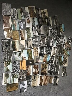 : House Clearance Attic Find Old Job Lot Of Vintage Classic Rare Post Cards