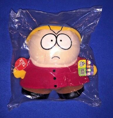South Park Cartman Talking Plush Doll 9 inches Comedy Central