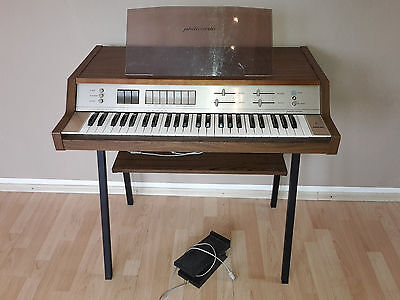 Philips Philicorda  GM 754 Orgel + Zubehör