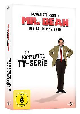 Mr. Bean Die komplette TV Serie, alle Folgen 3 DVDs DVD Box Set Edition NEU OVP