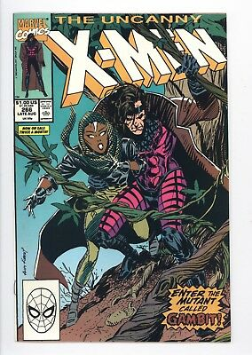 Uncanny X-Men #266 Vol 1 Almost PERFECT High Grade 1st Appearance of Gambit