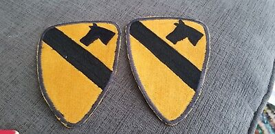 2 Old Military Patches