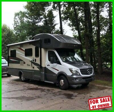 2018 Winnebago View 24V 25' Class C RV Mercedes Diesel Turbo Slide Out c549086
