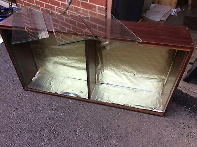 Model Display Cabinet Large for corgi dinky trains Scalextric Slot Car See Descr